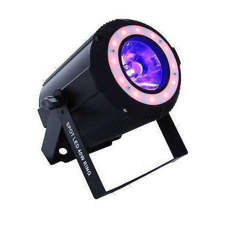 SPOT LED BLANCHE 6W 14° 800 Lux