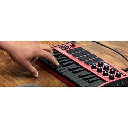 CLAVIER USB 25 MINI NOTES 8 PADS