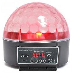 MAGIC JELLY BALL DMX 6X LEDS 3 W RGB
