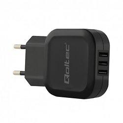 CHARGEUR 3x USB 230 Vca > 5 Vcc USB 3.4A 17W