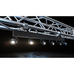 BARRE A LED 6X15W BLNC CHAUD
