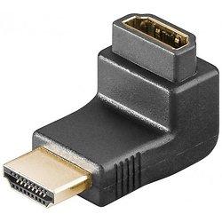 ADAPTATEUR HDMI COUDE MALE / FEMELLE