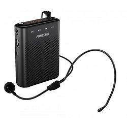 AMPLIFICATEUR et ENREGISTREUR PORTABLE USB MICRO SD MP3 - MICRO FILAIRE