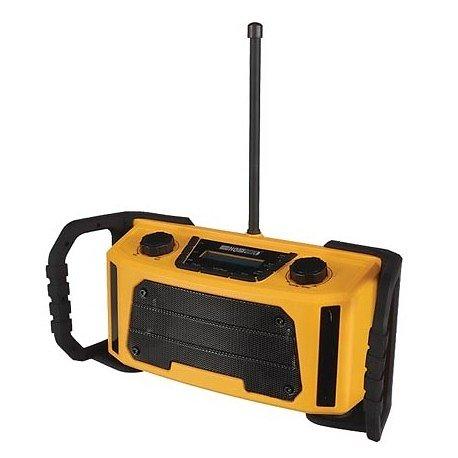 RADIO DE CHANTIER ROBUSTE DAB/DAB+/FM 2 x 2.5 W