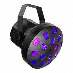 EFFET DE LUMIERE A LED RGBW