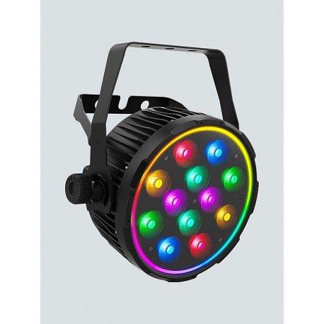 PAR LED 12X10W RGBAW+UV