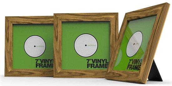 """Vinyl Frame Set 7"""" Bois"""