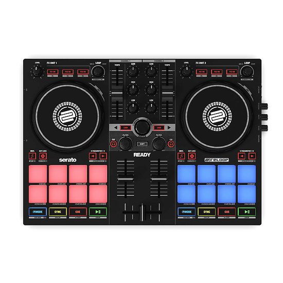 CONTROLEUR MIDI / DJ READY