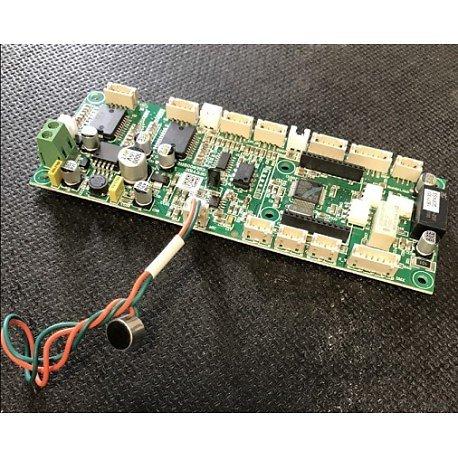 CARTE PCB GESTION PAN TILT POUR LYRE THUNDER 8
