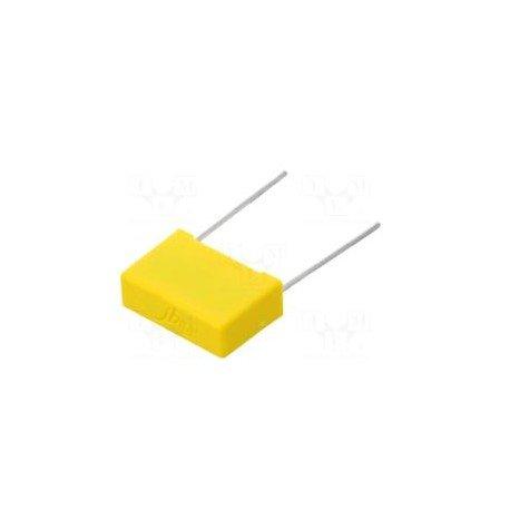 CONDENSATEUR 470nF X2 310VAC 26.5x19x10mm
