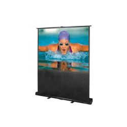 ECRAN PORTABLE DE VIDEOPROJECTION SCREEN'UP PULL-UP 51003 152x203 CM