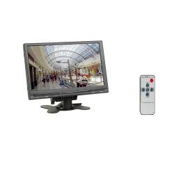 """MONITEUR NUMERIQUE TFT-LCD 10"""" AVEC TELECOMMANDE 16:9"""