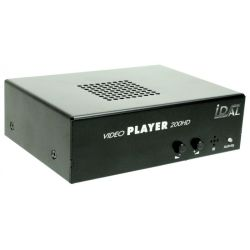LECTEUR AUDIO/VIDEO HD AUTONOME SUR CLE USB INTERACTIF ET AMPLIFIE IDAL