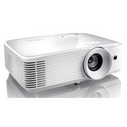 VIDEOPROJECTEUR OPTOMA 3400 LUMENS BLANC 1920x1080 FULL HD