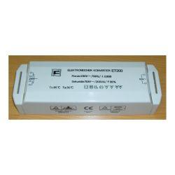 TRANSFORMATEUR ELECTRONIQUE 11,5Vca 200VA / 200W