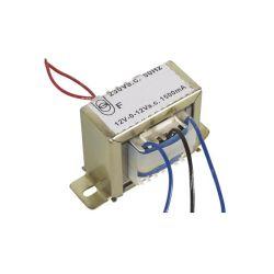 TRANSFO CHASSIS OUVERT 2X12V 36VA 2X1500mA (100150)