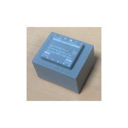 TRANSFO MOULE ENTREE : 230V SORTIE : 2 x 6V 0,83A 10VA (100150)