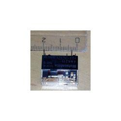 RELAIS MATSUSHITA 12Vcc 1RT (125Vca 1A / 30Vcc 2A) (6080)