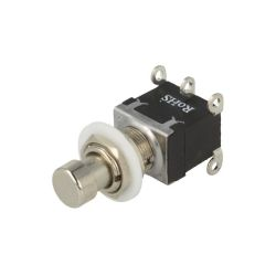 DOUBLE INVERSEUR DPDT A PIED ON - ON 1A 250V CLIFF (70100)