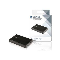 """BOITIER POUR DISQUE DUR 3.5"""" SATA + SORTIE USB 3.0"""