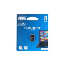 CLE / CLEF USB 2.0 COMPACT 8 GB NOIRE GOODRAM