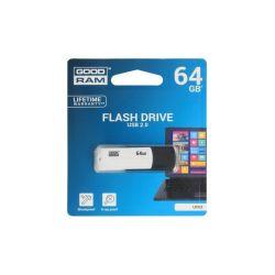 CLE / CLEF / PENDRIVE USB 2.0 NOIR/BLANC 64GB GOODRAM