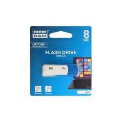 CLE / CLEF USB 2.0 BLEU-BLANC 8 GB GOODRAM