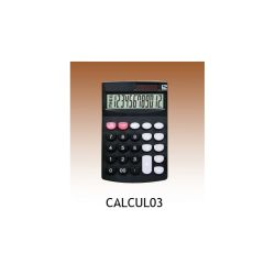 CALCULATRICE SOLAIRE 140mmX90mm