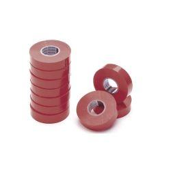 RUBAN ADHESIF ROUGE 19mm x 20 METRES (100150)