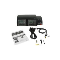 LABO 3-EN-1 (oscilloscope, générateur de fonction et alimentation)