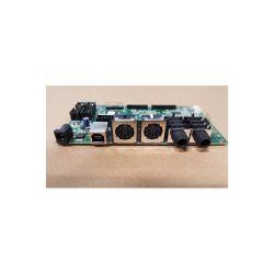 CARTE ELECTRONIQUE AVEC LA CONNECTIQUE JACK / MIDI / USB SUR MPK49 AKAI