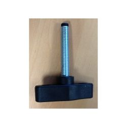 VIS / MOLETTE POI1060 M10 SERRAGE HAUT M2 D'AL270 NOMENCLATURE N°9 (80120)