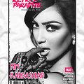 Kim Kardashian RP Mag
