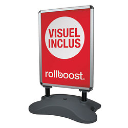 Windboard - Stop-trottoir