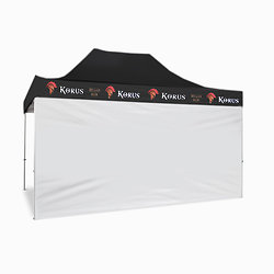 Canopy tent - wall