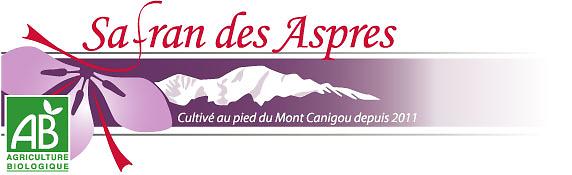 Safran des Aspres, Safran de qualité bio cultivé depuis 2011