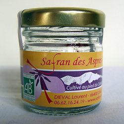 Safran 0.5 grammes