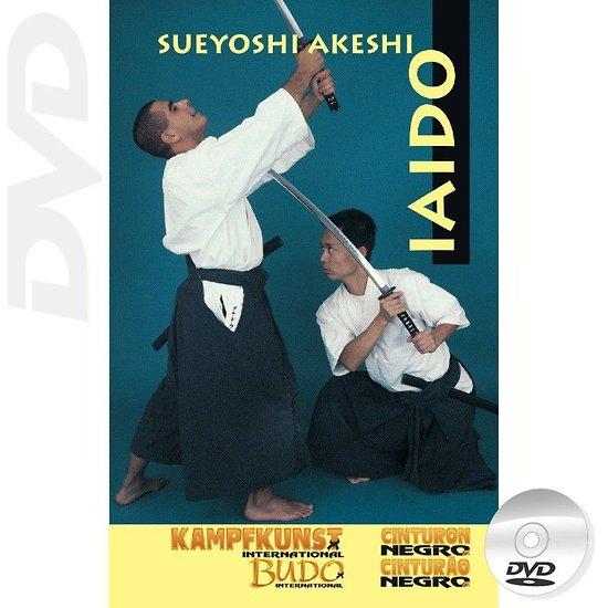 DVD Sueyoshi Akeshi  IAIDO