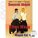 DVD Sueyoshi Akeshi Iaido Kihon Waza