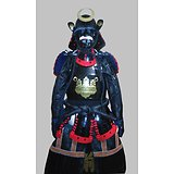 Yoroï (armure samourai) noir complète