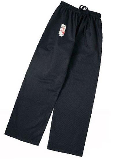 Pantalon Karaté Noir