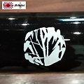 Katana bambou forgé