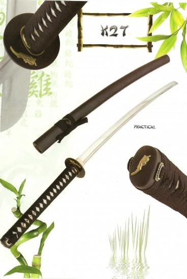 Katana Kyouteki Pratical More Maru - FUDOSHIN