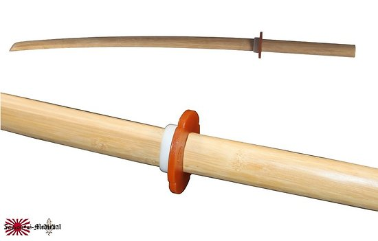 Bokken en bambou