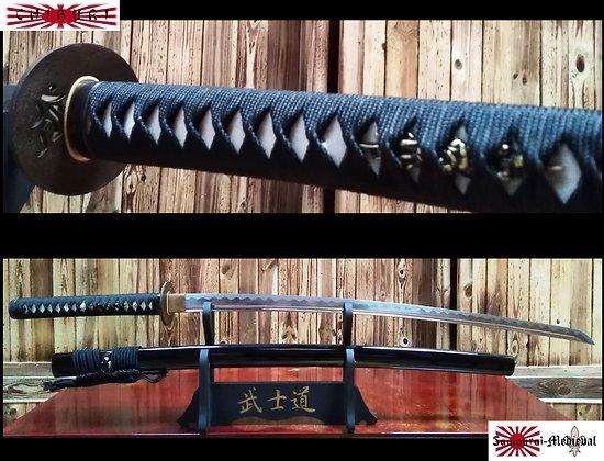 Iaito Nara - lame classique