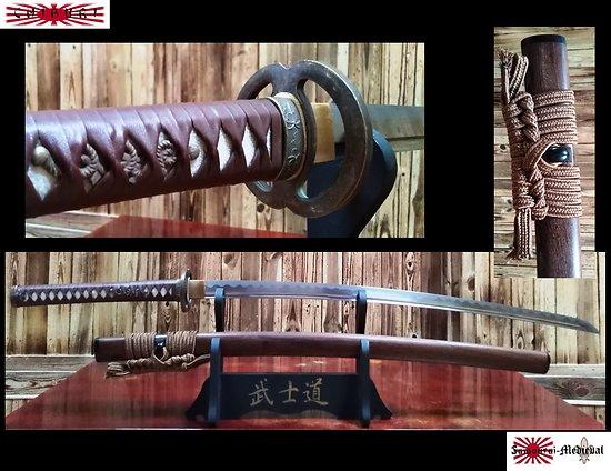 Iaito Edo - lame classique