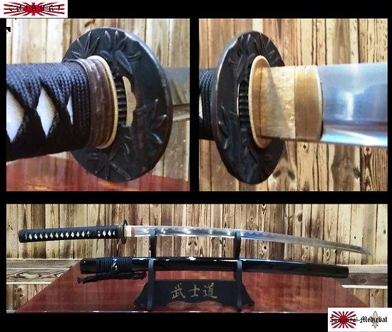 Iaito Bamboo - lame classique