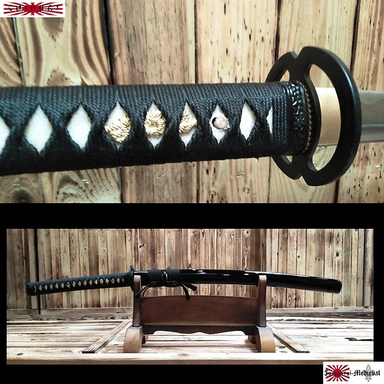 Wakisashi Iaito Miyamoto Musashi