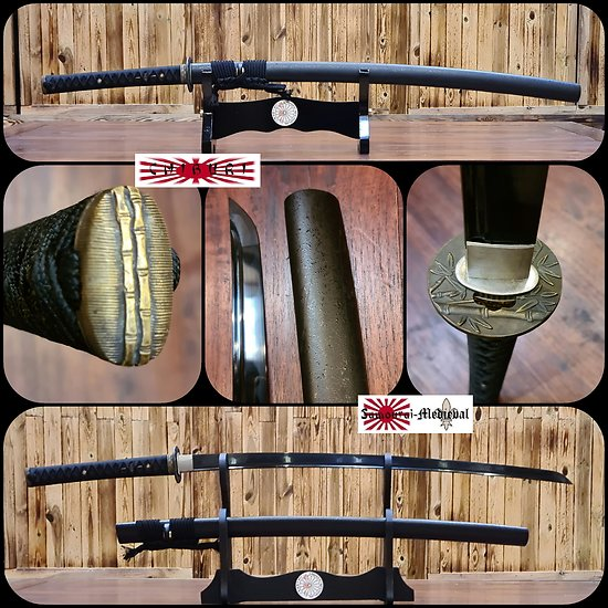 Iaito Bambou - lame classique