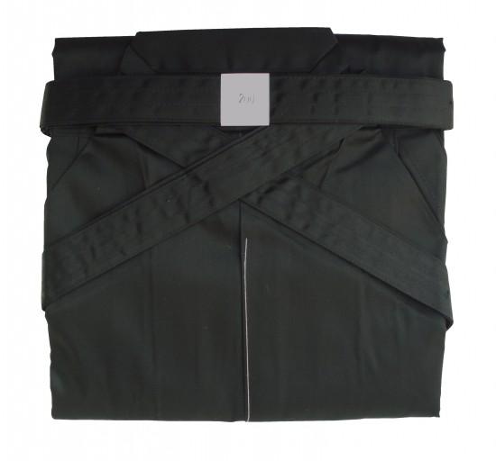 Hakama Noir. 60% coton